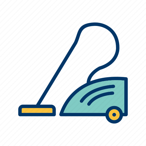 Cleaner, hoover, vacuum cleaner icon - Download on Iconfinder