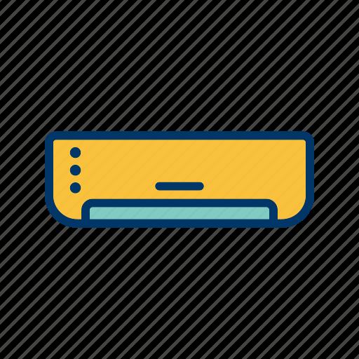 ac, air conditioner, conditioning icon
