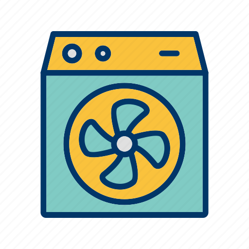 air coller, cooler, room cooler icon
