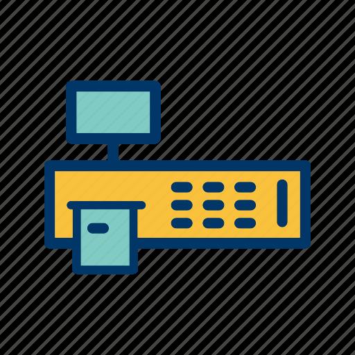 billing, cash, invoice icon