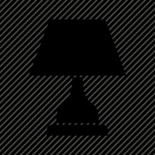 bulb, lamp, table lamp icon