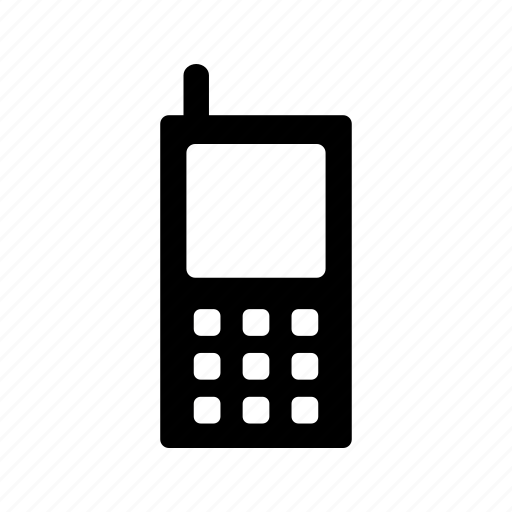 cell, mobile, smart phone icon