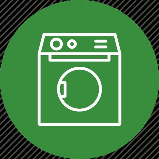 laundry, washing, washing machine icon