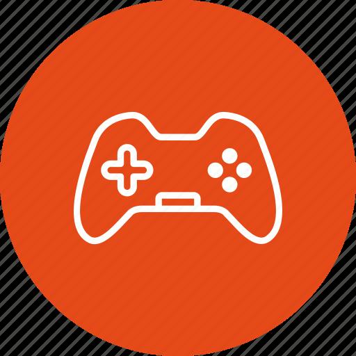 control pad, game pad, joystick icon