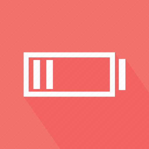 Battery, energy, low, power icon - Download on Iconfinder