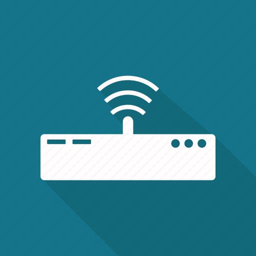 router, wifi icon