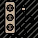 electronic, electronics, technology, terminal icon