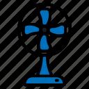 electronic, electronics, fan, technology icon