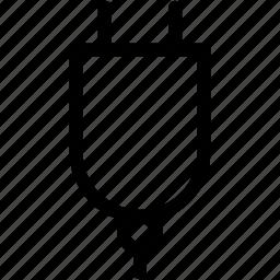 logic gate, nand, nand gate icon