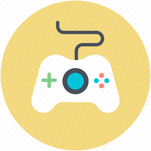 Game, game console, game controller, gamepad, joystick icon - Download on Iconfinder