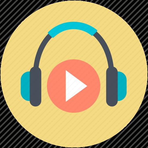 earbuds, earphone, handsfree, headphone, headset icon