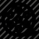 camera reel, cinema, film, movie, multimedia, reel icon