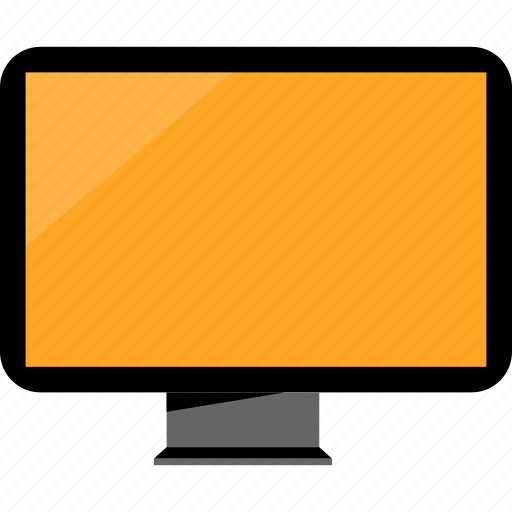 computer, electronic, gadget, mac, pc, screen, tech icon