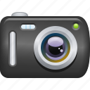 camera, digital camera, electronics, photo, photography icon