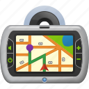 device, electronics, global positioning system, gps, navigation icon