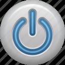 button, off button, on button, on-off, on/off, power button icon