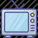 broadcast, retro screen, retro tv, television, tv