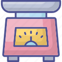 measurement scale, meter scale, obesity scale, weight machine, weight scale icon