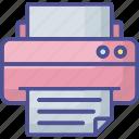 inkjet printer, printer, printing machine, typesetter, typographer