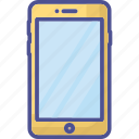 cell phone, smartphone, mobile, mobile phone, cellular phone icon