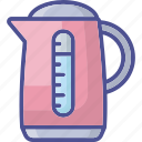boiler, coffee machine, home appliance, kitchen appliance, tea kettle