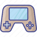 gamepad, joystick, remote controller, video game equipment, volume pad