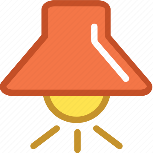 hanging lamp, hanging light, lamp, pendant lamp, pendant light icon