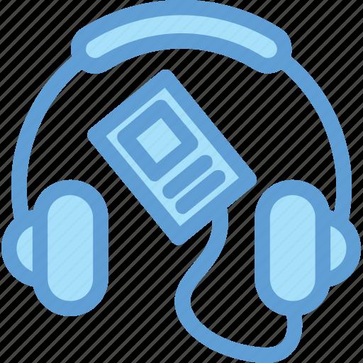 headphones, ipod, multimedia, music player, walkman icon