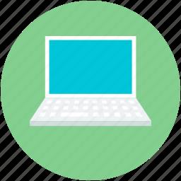 laptop, laptop pc, mac, mini computer, notebook icon