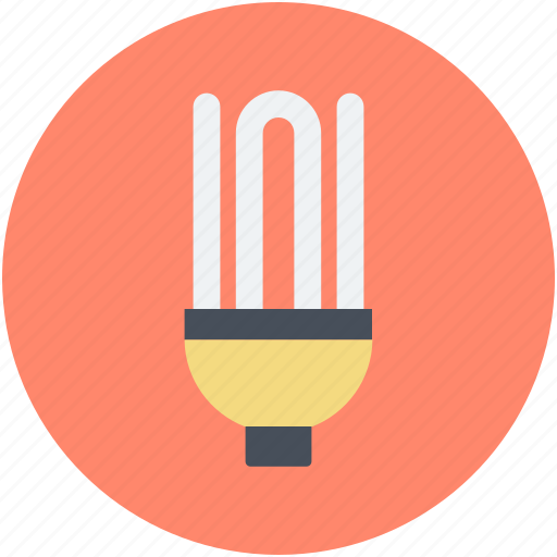 Bulb, eco lightbulb, electric bulb, energy saver, light bulb icon - Download on Iconfinder