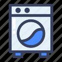 electronics, laundry, machine, washing