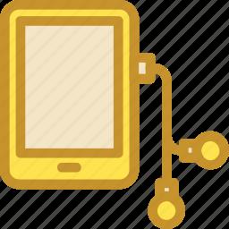 ipod, multimedia, music, music player, walkman icon