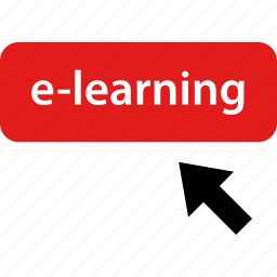 arrow, education, point, web icon