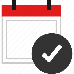 assignment, good, schedule icon
