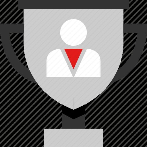 athletics, person, profile, student icon