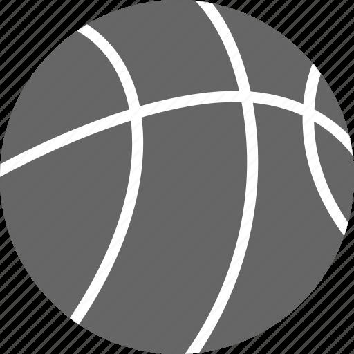 ball, basketball, bounce icon