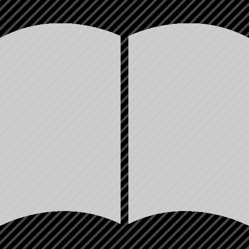 book, educaiton, learning, open icon