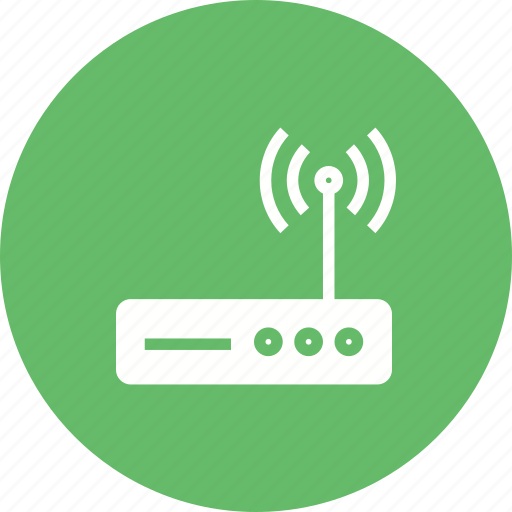 Antenna, internet, modem, router, wi-fi, wifi, wireless icon - Download on Iconfinder