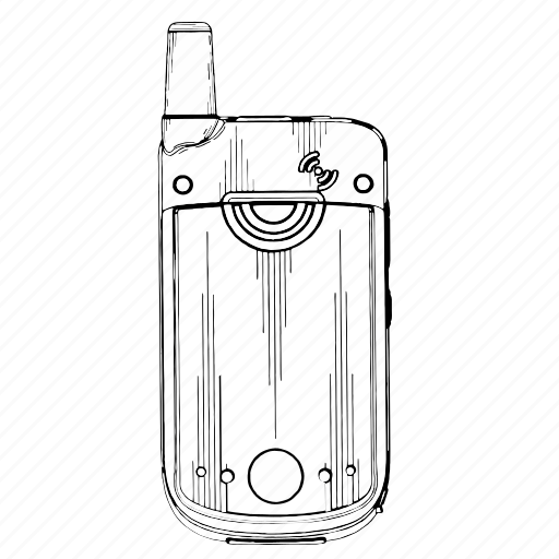 Back, electronics, mobile, phone, side icon - Download on Iconfinder