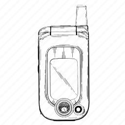 camera, electronics, mobile, phone icon