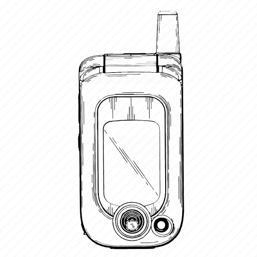 camera, electronics, mobile, phone icon