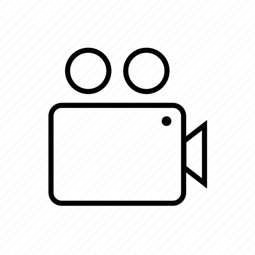 Electronics, filming, movie, video, video camera icon - Download on Iconfinder
