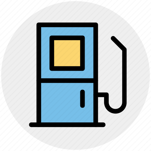Fuel, gas, petrol, petrol pump, pump, station icon - Download on Iconfinder