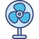 cooling fan, electric fan, fan, floor fan icon