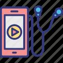 device, music, music player, pod icon