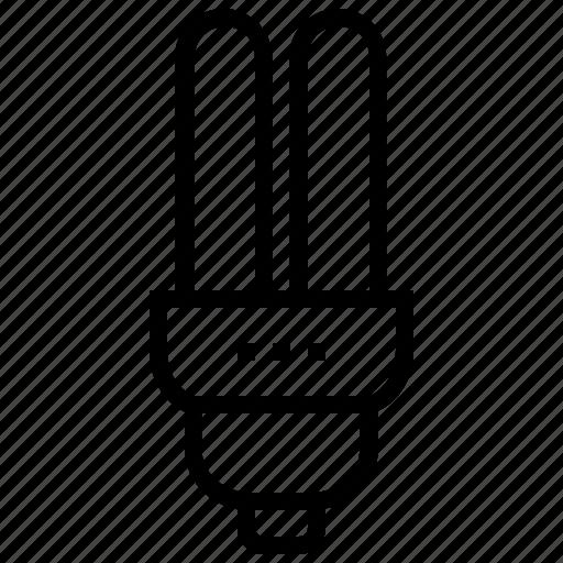 bulb, eco lightbulb, electric bulb, energy saver, light bulb icon
