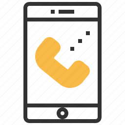 communication, connection, internet, network, smartphone, social, technology icon