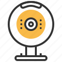 cam, web, camera, design