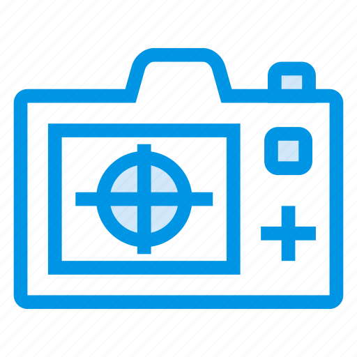camera, digital, dslr, gallery, media, photography, picture icon