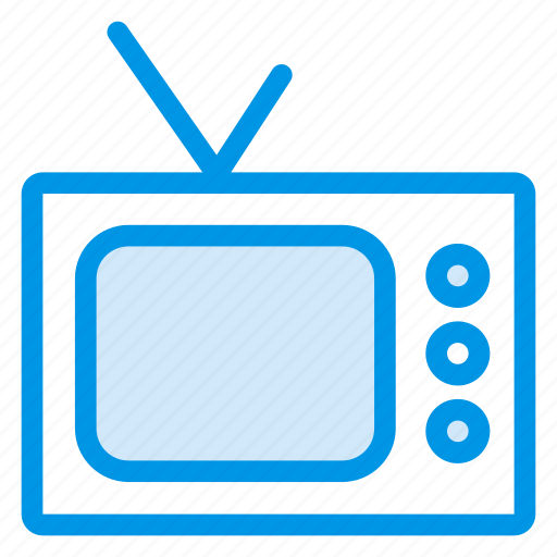 device, display, remotecontrol, technology, television, tv, tvcontrol icon